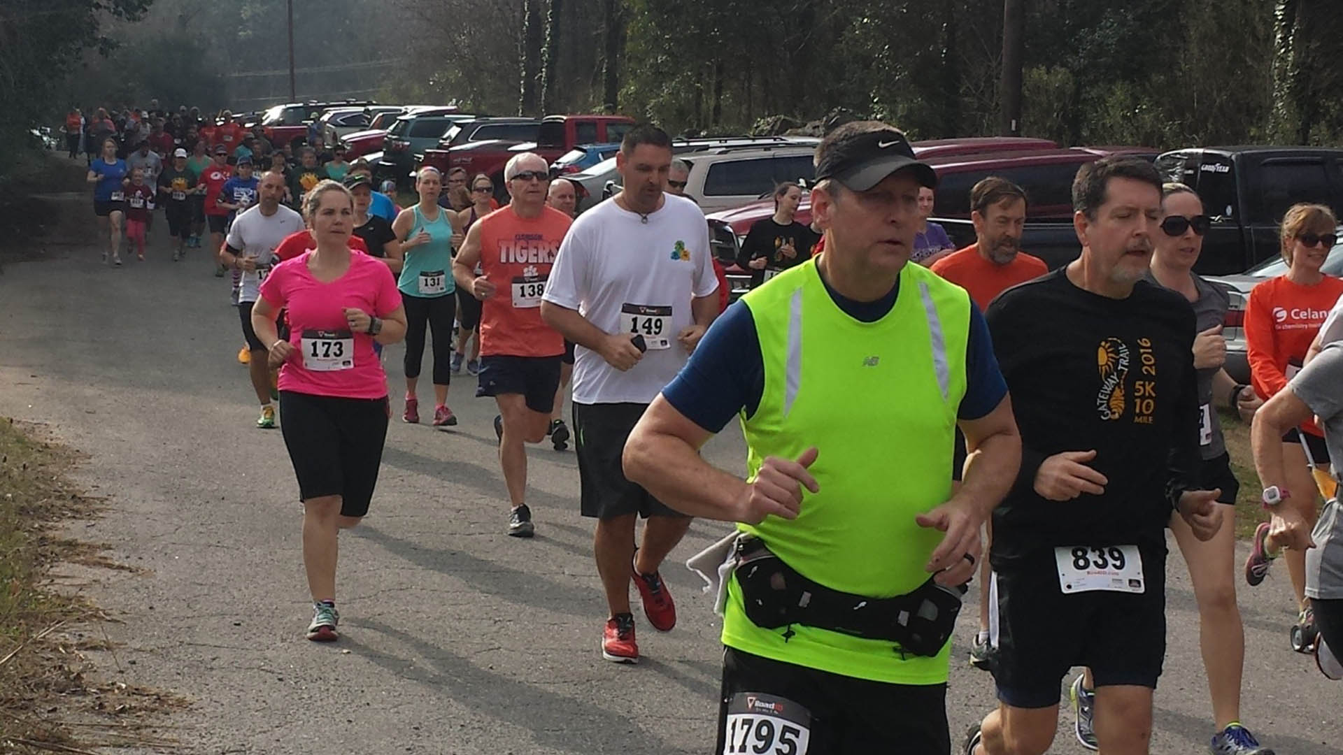 Kings Mountain Gateway Trail - 5K Run